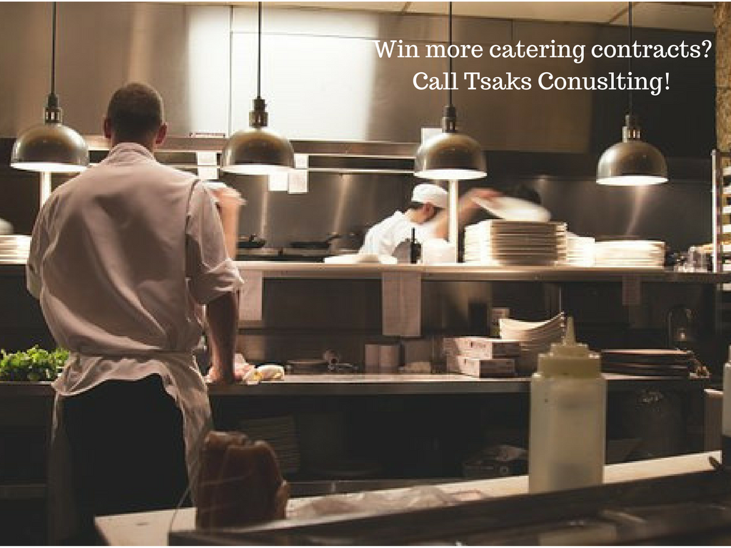 Contract Catering Tender and Bid Writing Consultant UK